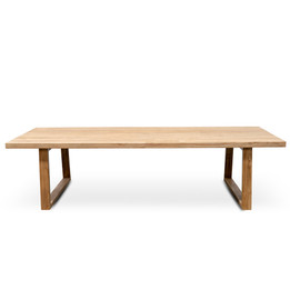 CDT2380 Reclaimed 3m Dining Table - Natural (cf)