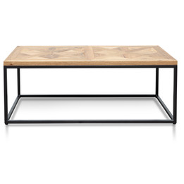 CCF2803-VN Coffee Table - European Oak (cf)