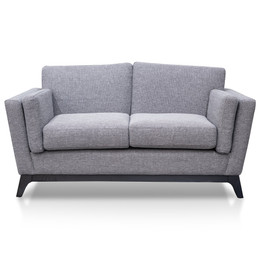 CLC2858-CA 2 Seater Sofa - Graphite Grey (cf)