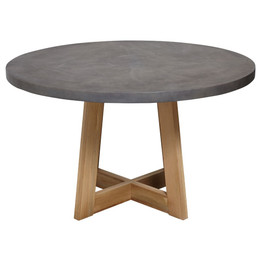 Sway Concrete Dining Table
