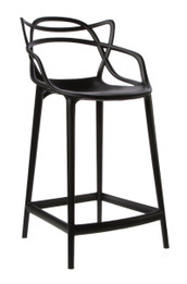 Philippe Starck Masters Stool 65cm - Black - Replica