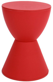 Philippe Starck Prince Aha Stool - Replica - Red