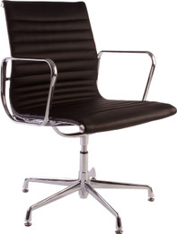 Replica Eames Group Standard Aluminium Office Chair #CF-035F Fixed