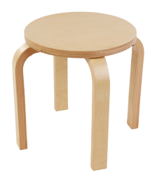 Alvar Aalto Low Stool - KIDS - Replica