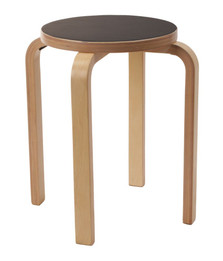 Alvar Aalto Low Stool NE60 - Replica