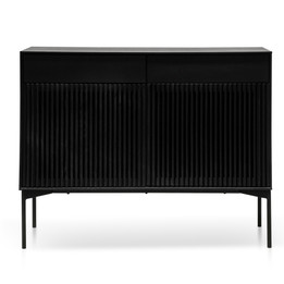 CDT2916-DW - 110cm Sideboard Unit - Black Oak (cf)