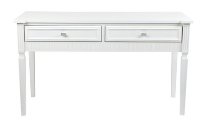 Merci Console Table - White (cl)