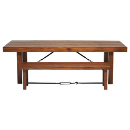 Jarrow Dining Bench Only (not table)