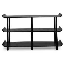 CDT2423-DR Shelving Unit - Black (cf)
