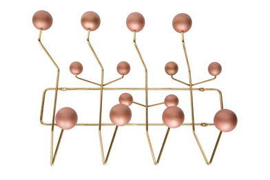 Replica Ray & Charles Eames Hanger - Hang-It-All - gold