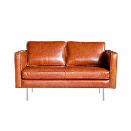Axel Sofa - 2-seater in Vintage Leather
