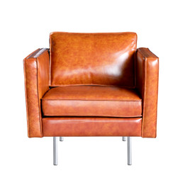 Axel Sofa - 1-seater in Vintage Leather