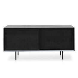 Bolton Buffet Unit - Black (cf)
