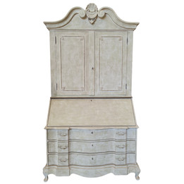 Provincial Dressing Cabinet - Solid Timber