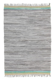 Boho Whimsical Rug Grey (ux)