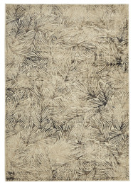 Artistic Nature Modern Charcoal Rug - Dream Scape 854 (ux)