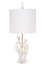Daphne Table Lamp (cl)