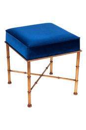Clara Stool - Blue (cl)