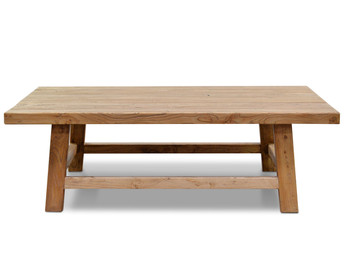 CCF1040 110cm Reclaimed Coffee Table (cf)