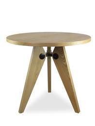 CDT137 Round Dining Table - 80cm Diameter (cf)