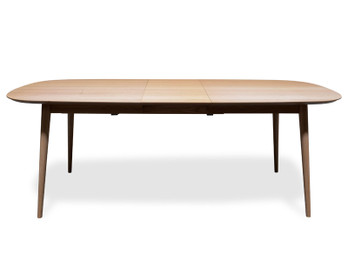 CDT780-VN 1.75-2.15 m Extendable Dining Table - Natural (cf)
