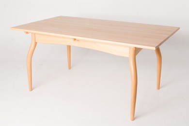 Replica Hans Wegner CH328 Dining Table-Beech