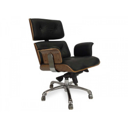COC260  Eames Executive Office Chair - Black (cf)