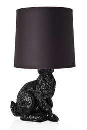 Replica Rabbit Table Lamp - black