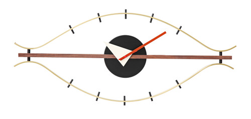 Replica George Nelson Eye Clock