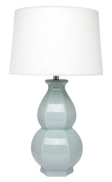 Erica Table Lamp - Duck Egg Blue (cl)