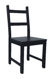Cafe - late French Provincial Dining chair - White or Black