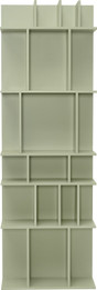 Wilber Tall Wall Display Green 137 (iv)