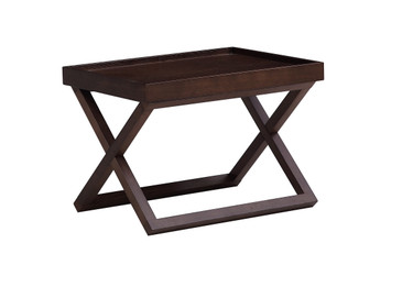 Abasi Side Table Black Veneer (iv)