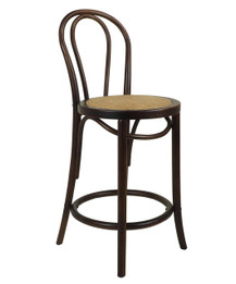 Bentwood Barstool - Various SOLID Colours