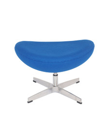 Replica Egg Footstool - Blue