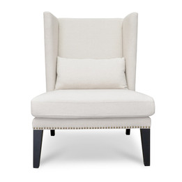 CLC2040-CA Lounge Chair in Classic Cream (cf)