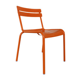 Replica Fermob Luxembourg Chair - Orange