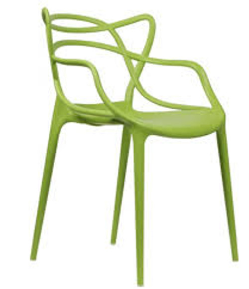 Replica Phillipe Starck Masters Chair - green