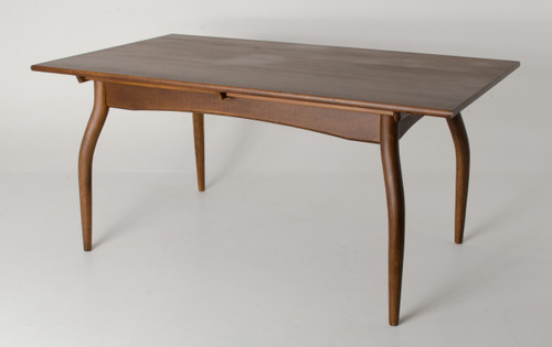 Replica Hans Wegner CH328 Dining Table-Walnut