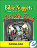 Bible Nuggets from A to Z Activity Book - PDF Download