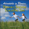 Adventures in Phonics: Phonics Sounds and Teaching Tips Audio CD