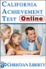 California Achievement Test - Online version