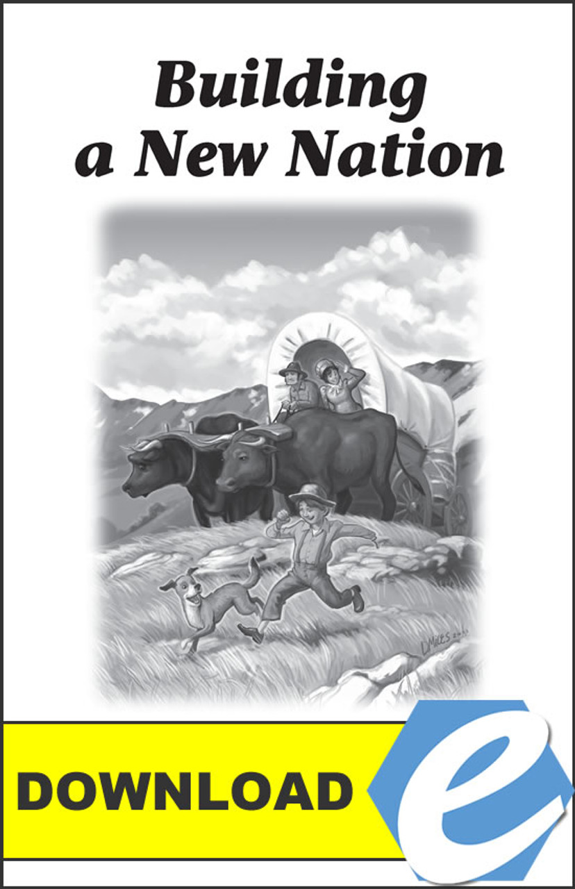 Building a New Nation - Teacher's Manual - PDF Download