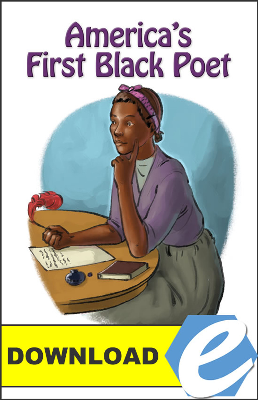 America's First Black Poet: A Biographical Sketch of Phillis Wheatley - PDF Download