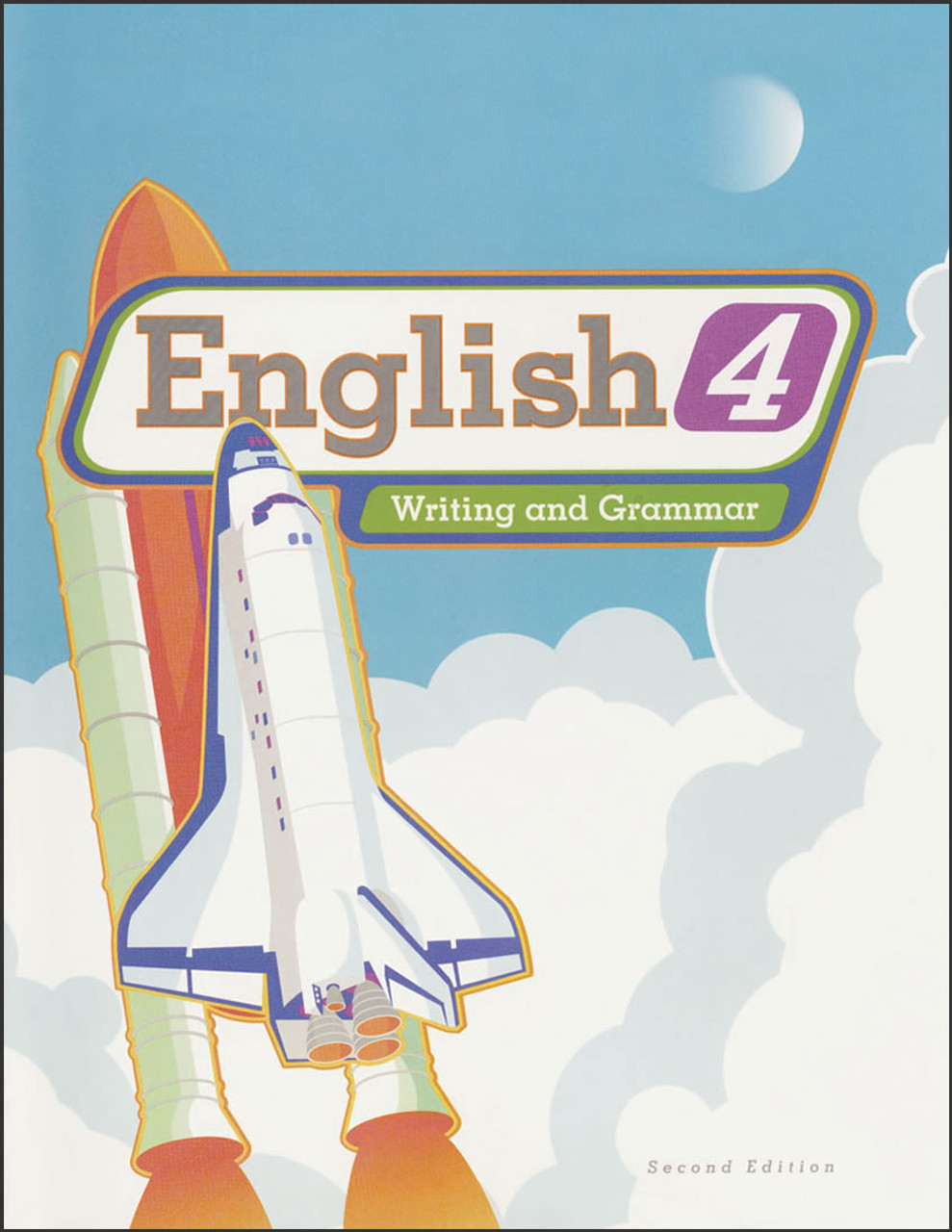 English 4: Writing and Grammar, 2nd edition