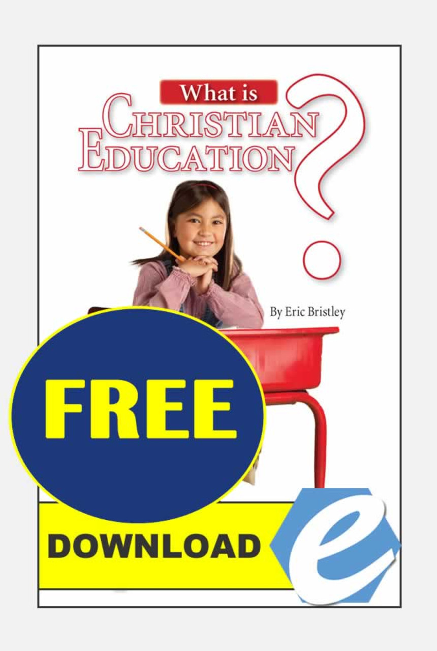 What Is Christian Education? - PDF