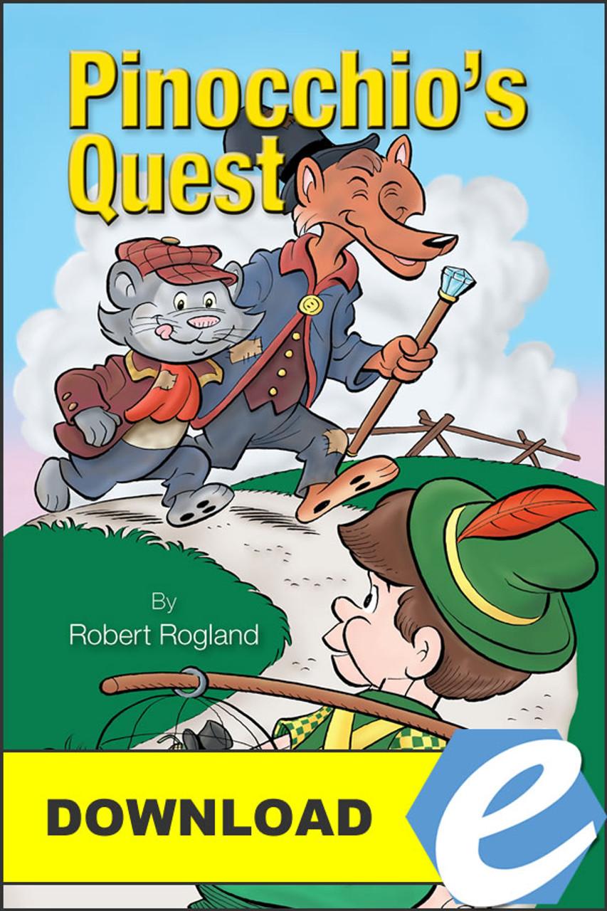 Pinocchio's Quest - PDF Download