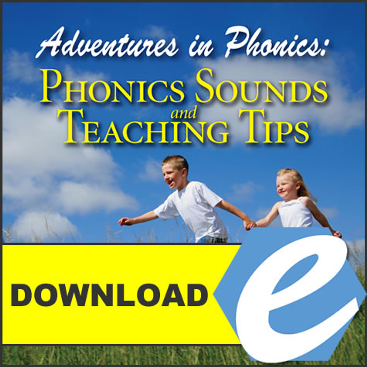 Adventures in Phonics: Phonics Sounds and Teaching Tips - MP3 Download