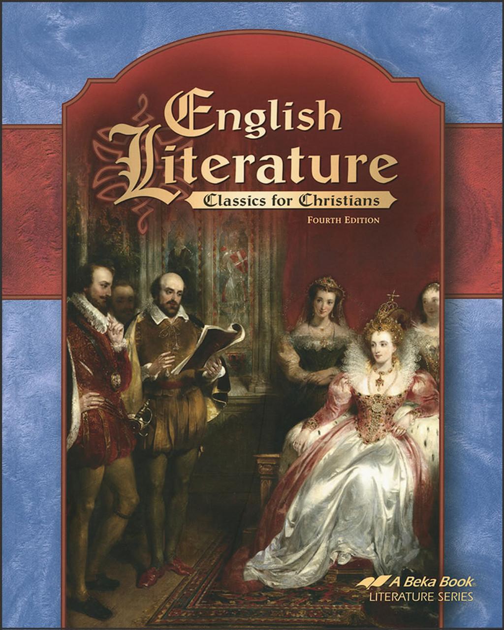 English Literature: Classics for Christians, 4th edition