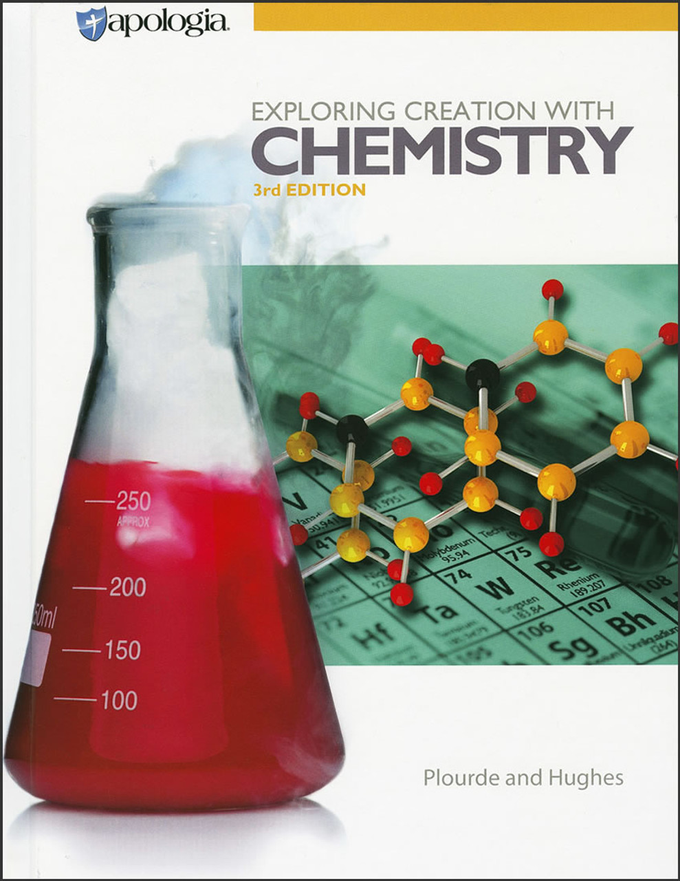 Exploring Creation with Chemistry, 3rd edition